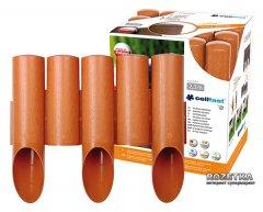 Газонное ограждение Cellfast Standard 5 2.3 м Кирпичное (34-003)