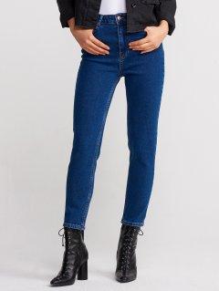 Джинси Dilvin PA7193 EU40 (73613EU40) Синій