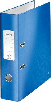 Папка-регистратор Leitz WOW А4 80 мм Синяя (10050036)