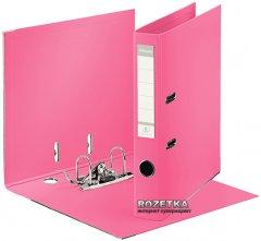 Папка-регистратор Esselte Solea No.1 Power А4 50 мм Розовая (231042)
