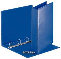 Папка-регистратор Esselte Panorama 50 мм A4 4D/30 мм Синяя (49715)