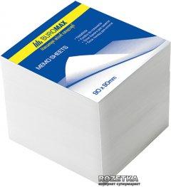 Бумага для заметок Buromax 90x90 мм 900 листов Белая (BM.2218)