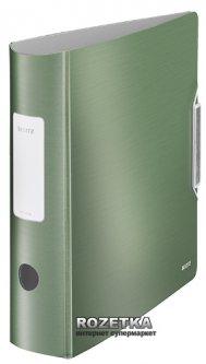 Папка-регистратор Leitz Active Style А4 75 мм Зеленая (11080053)