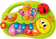 Музыкальная игрушка Hola Toys Веселое пианино (6944167192717)
