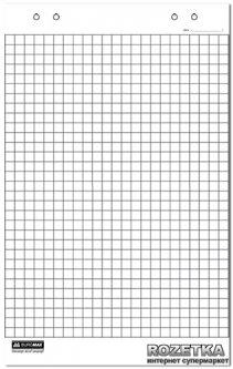 Бумага для флипчартов Buromax в клетку 64х90 см 10 листов (BM.2295)