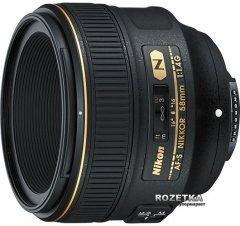 Nikon AF-S Nikkor 58mm f/1.4G (JAA136DA) Официальная гарантия!