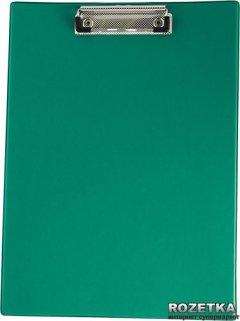 Планшет Buromax А4 PVC Зеленый (BM.3411-04)