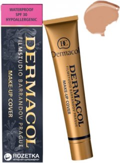 Тональный крем Dermacol Make-Up Cover с повышенными маскирующими свойствами №226 30 гр (85960169)