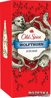 Лосьон после бритья Old Spice Wolfthorn 100 мл (4015600314590)