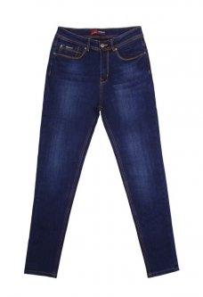 Джинсы Relucky love jeans И-A523-2 34 Синий