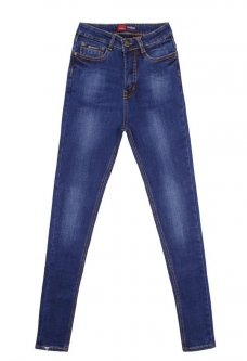 Джинсы Relucky love jeans И-A828-2 29 Синий