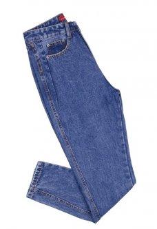 Джинсы Relucky love jeans И-8002 28 Синий