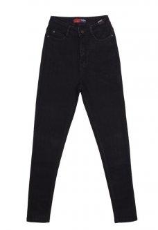 Джинсы Relucky love jeans И-A869-4 26 Чёрный