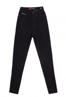 Джинсы Relucky love jeans И-A873-4 29 Чёрный