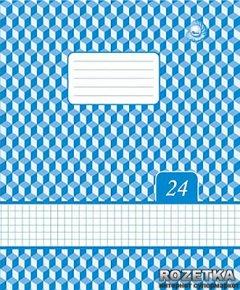 Набор тетрадей ученических 20 шт Тетрада Жемчужина А5 в клетку 24 листа (492095)