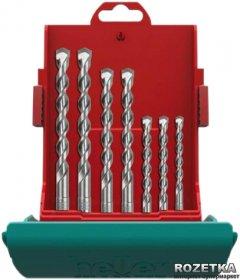 Набор буров Heller Bionic по бетону 5/6/8х110 мм + 6/8/10/12х160 мм 7 шт (16315)