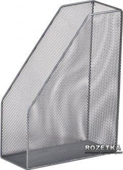 Вертикальный лоток Buromax Серебряный (BM.6260-24)