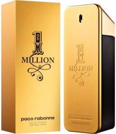 Туалетная вода для мужчин Paco Rabanne 1 Million 50 мл (3349666007891)