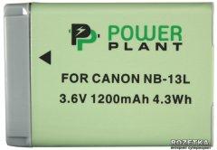 Аккумулятор PowerPlant для Canon NB-13L (DV00DV1403)