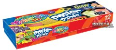Краски гуашевые Colorino Микс 12 цветов 20 мл в картонной упаковке (42611PTR)