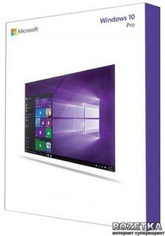 Операционная система Windows 10 Профессиональная 32/64-bit Украинский на 1ПК (коробочная версия, носитель USB 3.0) (зам.FQC-10147)(HAV-00102)