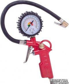 Пневмопистолет для накачивания колес Intertool PT-0503 Блистер