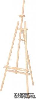 Мольберт студийный Rosa Studio 71 х 80 х 170 см деревянный (4820149892559)