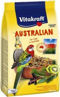 Повседневный корм для австралийских попугаев Vitakraft Australian 750 г (4008239216441)