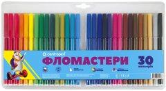 Набор фломастеров Centropen 30 шт (7790/30 ТП)