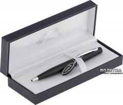 Ручка шариковая Regal Синяя 0.7 мм Черный корпус в подарочном футляре (R80100.L.B)
