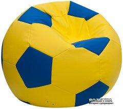Кресло-Мяч Примтекс Плюс Fan H-2240/H-2227 XL Yellow-Blue (ordf)