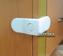 Угловой блокиратор (кнопка) 3М 3М-003 Белый