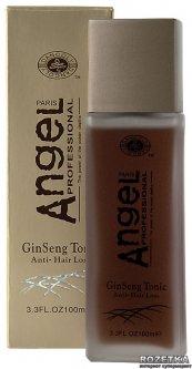 Тоник Angel Professional с экстрактом женьшеня против потери волос 100 мл (3700814102378/813910012656)