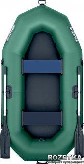 Лодка Aqua-Storm Magellan MA-240 Зеленая