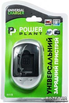 Зарядное устройство PowerPlant для аккумуляторов Olympus PS-BLS1, Fuji NP-140, Samsung IA-BP80W (4775341221938)