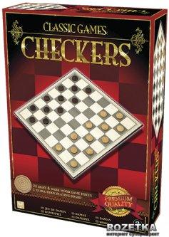 Настольная игра Шашки Merchant Ambassador (ST003)
