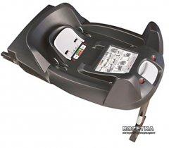 База к автокреслу BeSafe IZI Go с креплением Isofix Black (555001)