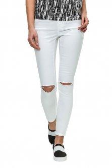 Джинси Jacqueline de Yong Skinny White L/34 білий (12124626)