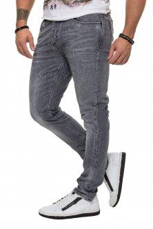Джинси Antony Morato Slim Fit Steel Grey W38 сірий (12124149)