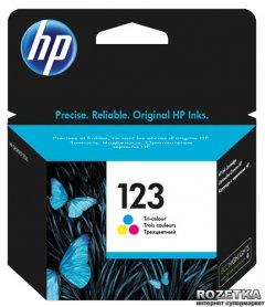 Картридж HP No.123 DJ 2130 3-Color (F6V16AE)