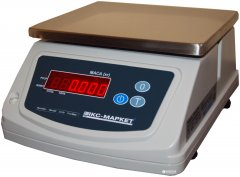 Весы влагозащищенные ІКС ICS-3 PW 3 кг