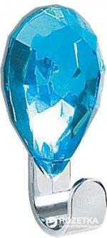 Крючок Spirella Jewel топаз 6.5x3 см Голубой (10.10671)