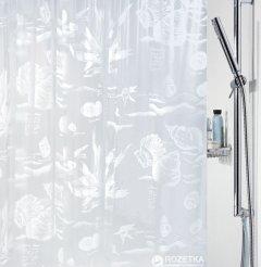 Шторка для ванной Spirella Riff 180x200 PVC Белая (10.31544)