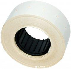 Этикет-лента Aurika 21х12 мм 1000 этикеток прямоугольная 30 шт White (2112W)