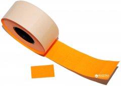 Этикет-лента Aurika 26х16 мм 1000 этикеток прямоугольная 25 шт Orange (2616O)