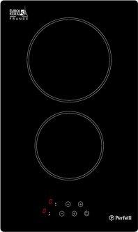Варочная поверхность электрическая Domino PERFELLI VH 3102 BL