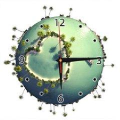 Настенные часы ART-LIFE COLLECTION 2TC-083-W-2525
