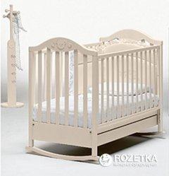Детская кроватка Baby Italia 132х77 Didi Ivory (DIDI IVORY)