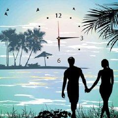 Настенные часы ART-LIFE COLLECTION 3TC-196-W-4545