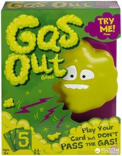 Настольная игра Mattel Games Gas Out (DHW40)